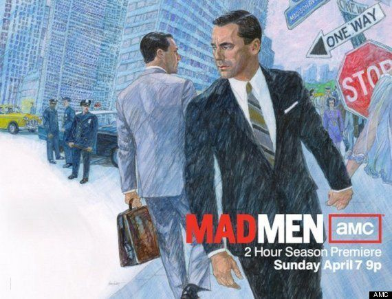 Sexta temporada de Mad Men: la presentación, con Christina Hendriks, January Jones y Jon Hamm