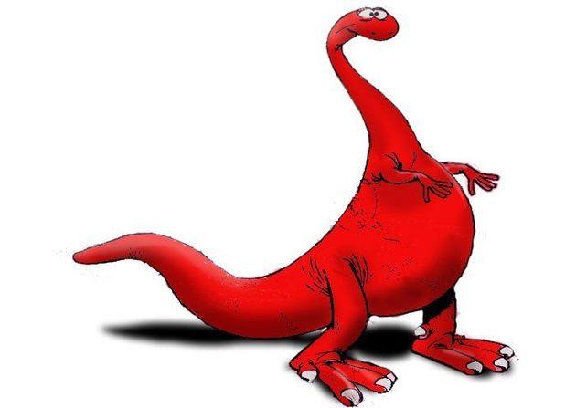 ¿Último 'dinosaurio rojo'?... ¡Está vivo, y hay