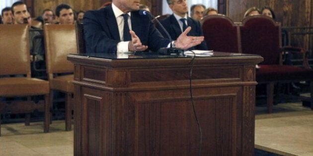 El Tribunal Supremo revisa la absolución de Camps y Costa por el 'caso de los trajes'