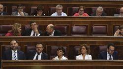 ¿Cómo ha sentado entre los diputados del PSOE el discurso de