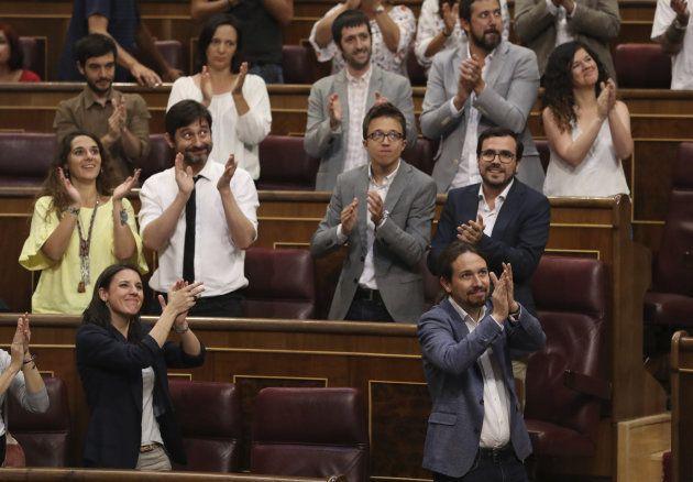 El duelo Rajoy vs. Iglesias: del