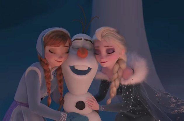 Imagen de 'Olaf's Frozen