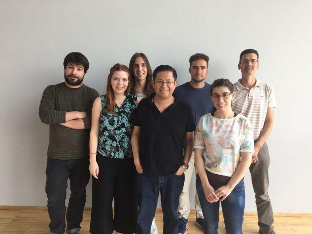 Rubén Nogueiras y su equipo del Centro de investigación en Medicina Molecular y Enfermedades Crónicas...