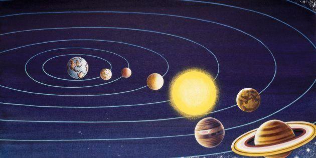 Júpiter es el planeta más antiguo del Sistema