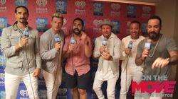 Luis Fonsi aplaude el desastroso intento de los Backstreet Boys de cantar