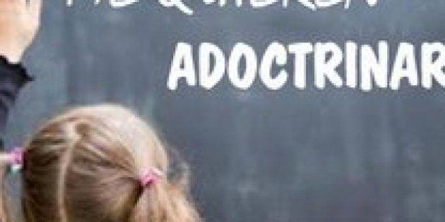 Los profesores llevarán a la Fiscalía de Menores la campaña del PP contra el adoctrinamiento en las