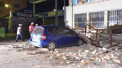 Un terremoto de casi 7 grados sacude la frontera entre Guatemala y