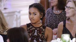 Resulta que Sasha Obama no se llama Sasha en realidad. Y en Twitter están