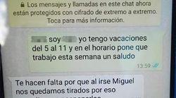 Un camarero de A Coruña pierde su trabajo después de esta conversación con su