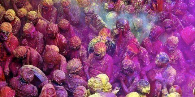 Festival de colores en la India: Holi, el festival hindú que da la bienvenida a la primavera