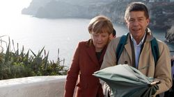 Las vacaciones italianas de Merkel