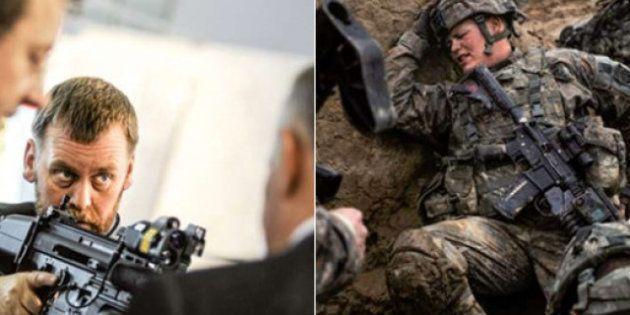 De la feria a la guerra: busca las diferencias