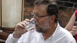 Rajoy esquiva las preguntas sobre Rato y Fernández