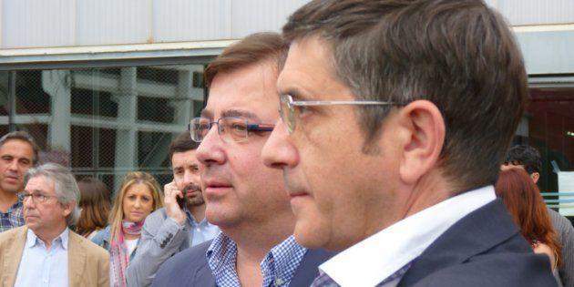 Fernández Vara y Patxi