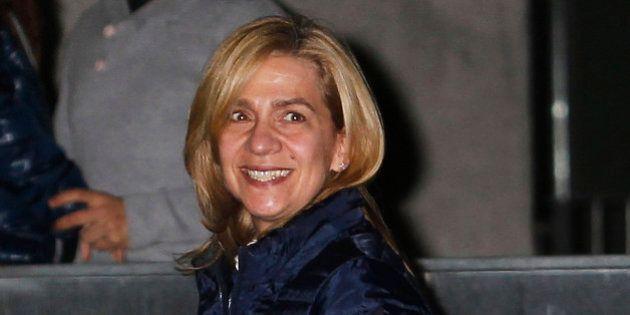 Hacienda da su visto bueno a facturas falsas de la infanta Cristina, según 'El