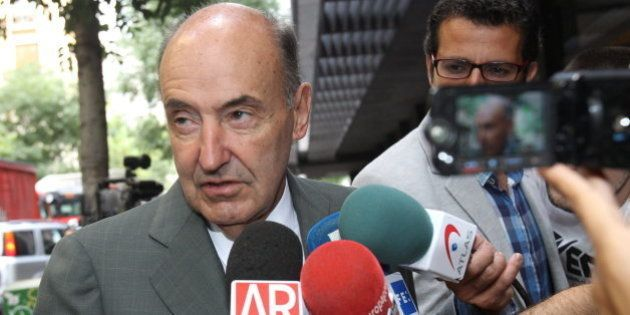 Miquel Roca admite que su recurso contra la imputación de la infanta