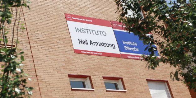 Atendidos 47 alumnos de un instituto de Madrid por las altas