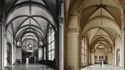 El antes y después del Rijksmuseum