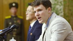 El estudiante estadounidense liberado en coma por Corea del Norte fue