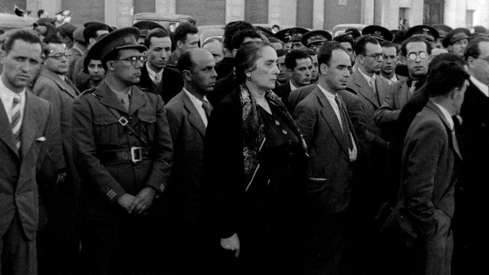 'España dividida: la Guerra Civil en color': el documental que muestra la contienda a todo