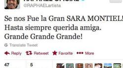 Despidiendo a Sara Montiel