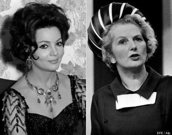 15 personas que meten a Saritísima y a Thatcher en un mismo