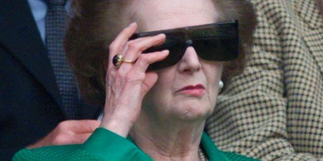 Muere Margaret Thatcher: La dama de hierro, en 10 frases