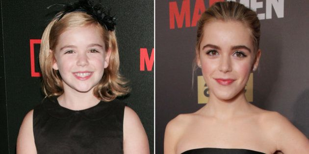 Final De Mad Men Así Ha Cambiado Kiernan Shipka Sally Draper En