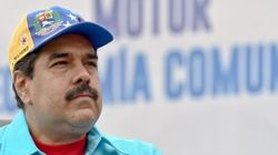 Maduro saca la