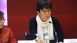 Eva Nasarre denuncia la situación de las personas dependientes