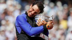 Nadal ganó Roland Garros con un reloj de 800.000 euros en la