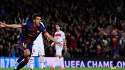 Barcelona-PSG (1-1): Messi asusta; Pedro marca
