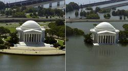 Ciudades antes y después del cambio climático