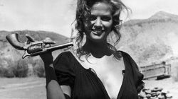 Claudia Cardinale cumple 75 sonrientes, naturales y elegantes años