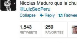 Piratean el Twitter de Maduro: