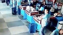 El Maradona del supermercado: el vídeo que arrasa en las redes