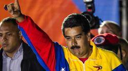Maduro gana por estrecho