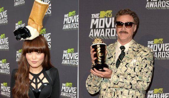 MTV Movie Awards: los galardones que premian momentos como