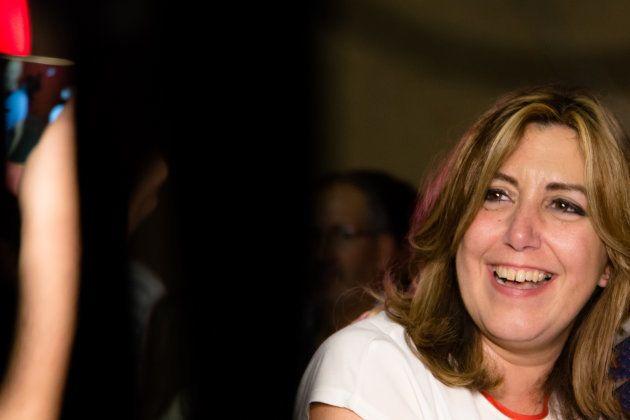 Díaz-Sánchez: ni diez minutos de reunión y unas compungidas