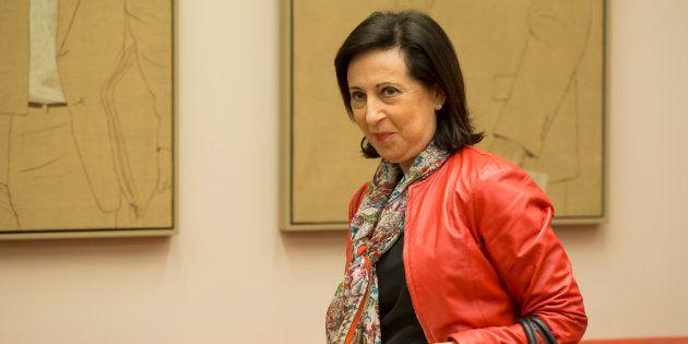 Margarita Robles, nueva portavoz del PSOE en el