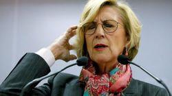 El tuit de Rosa Díez contra el PSOE de Pedro Sánchez que ya es