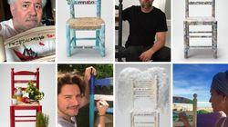 60 famosos ceden su silla a los