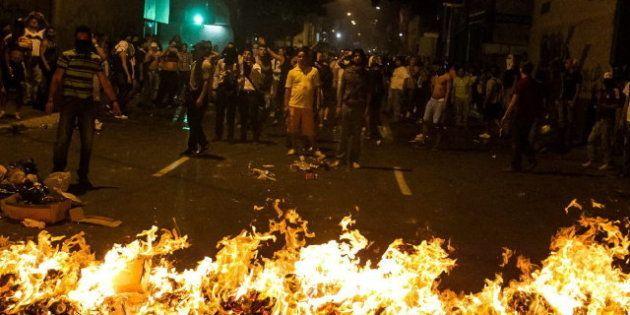 Disturbios en Venezuela tras las elecciones: incidentes y protestas tras la proclamación de Maduro como...