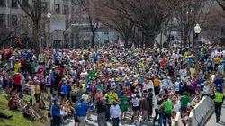 11 fotos impactantes de la maratón de