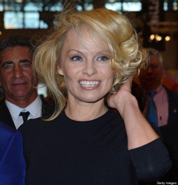Pamela Anderson en 2013: ¿reconoces a la actriz?