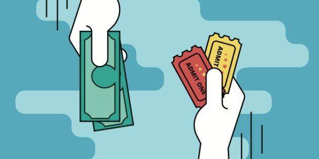 Reventa de entradas en España: quién vende, quién compra y cuánto dinero