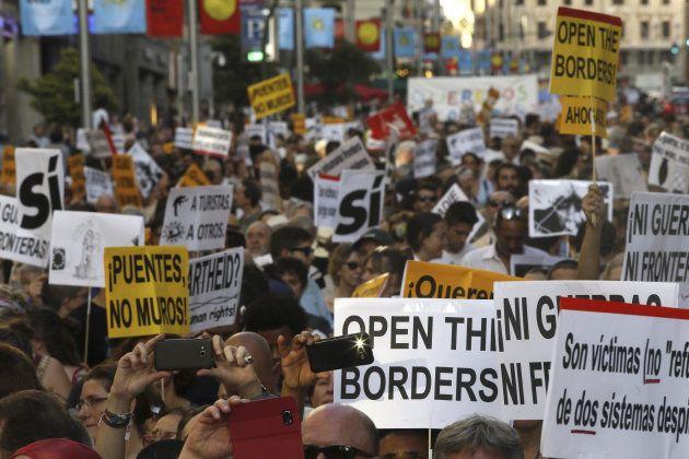 ¿Crisis de refugiados o crisis de