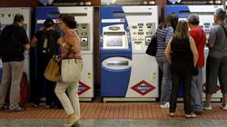 Metro suprimirá los billetes de papel el próximo 7 de