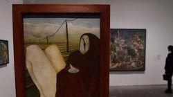 Por qué la exposición surrealista de Egipto en el Reina Sofía dice más de nosotros de lo que