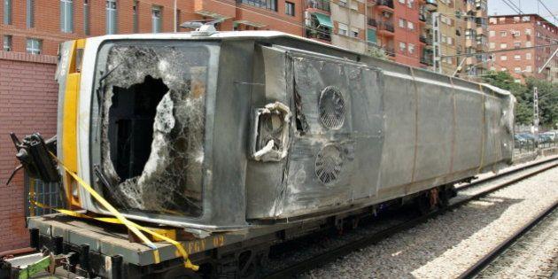 La juez imputa a tres directivos del metro de Valencia por el accidente de